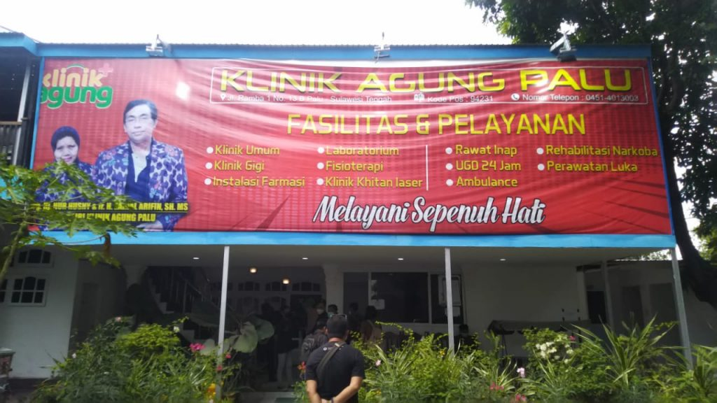 Klinik Agung