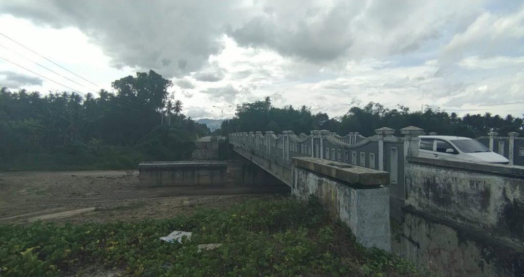 Lanjutan Pembangun Jembatan Bambalemo