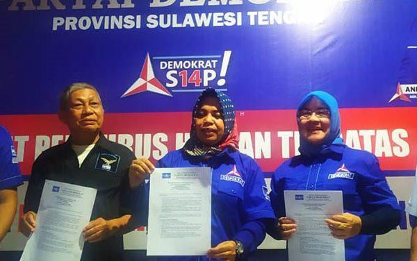 Jelang Musda ke-4 Demokrat Sulteng, Dua Nama Bakal Calon Ketua Mulai Mencuat