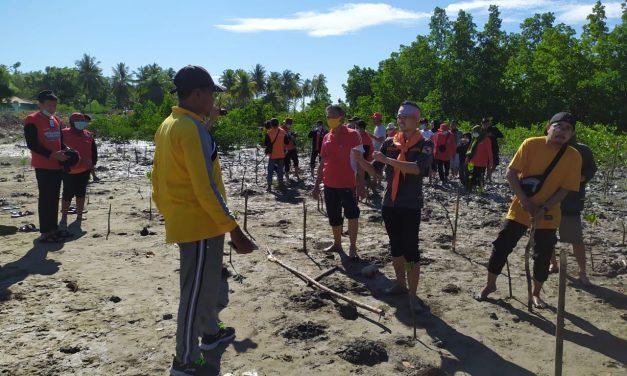 Pemerintah Kecamatan Tinombo Gandeng Sejumlah Organisasi Peringati Hari Lingkungan Hidup Sedunia