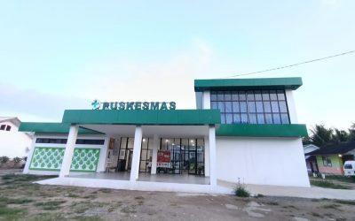 Besok, Bupati Samsurizal Resmikan Tiga Gedung Puskesmas Baru