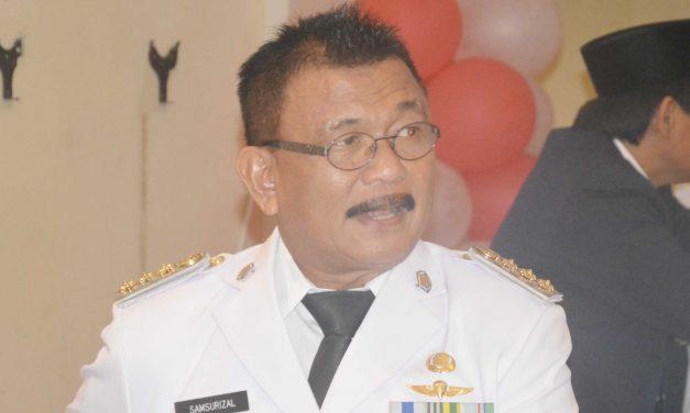 Bupati Samsurizal: ASN Tidak Input Data Mandiri My SAPK BKN Tidak Dibayarkan TPP