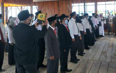 Bupati Samsurizal Lantik 34 Pejabat, Berikut Daftar Nama-namanya