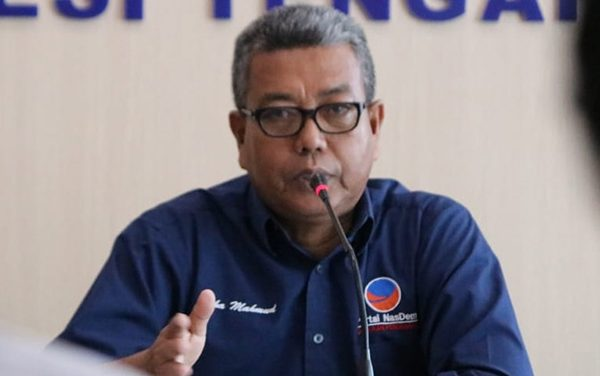 "NasDem Sulteng Soroti Politisi yang ""Genit"" Pakai Gelar Sarjana tapi Tak Jelas Sekolahnya"
