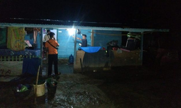 Desa Kayuboko dan Air Panas Diterjang Banjir, 10 Rumah Warga Dilaporkan Terendam Air