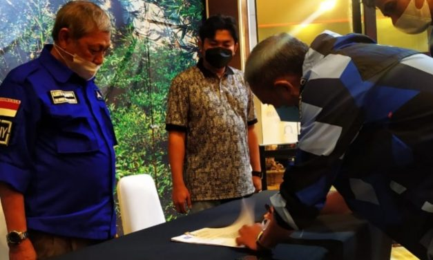 Anwar Hafid Dipastikan Calon Tunggal Ketua Pada Musda ke IV Demokrat Sulteng