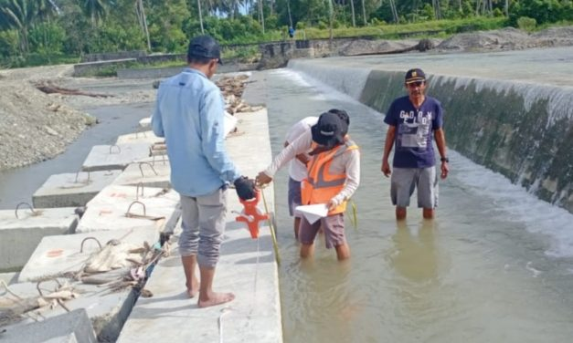 2 Daerah Irigasi di Parimo Dapat Bantuan Rp 4,1 Miliar