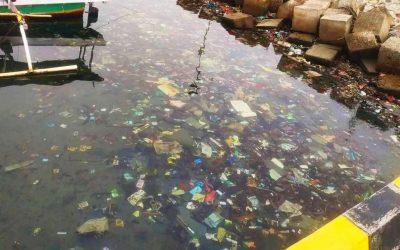 'Tong Sampah' di Teluk Tomini Parigi Moutong, Pemerhati Lingkungan: Merubah, Sosialisasi Bukan Solusi