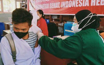 200 ribu pelajar di parigi MOUTONG jadi target vaksinasi MASSAL bin sulteng