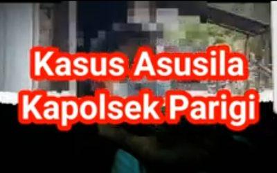 Video Pengakuan Korban Asusila Kapolsek Parigi, Ibu Korban Menangis Histeris