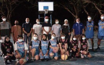 Turnamen Basket Three X Three, Ajang Pencarian Atlit PERBASI Parigi Moutong